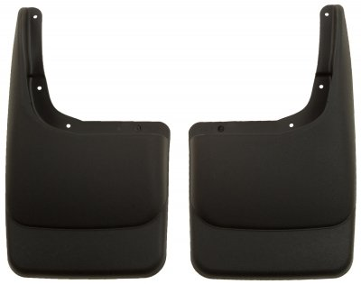 Husky Liners 57601 Rear Mud Guards - (1 Pair) Ford F-Series 04-12