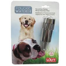 Lixit Outside Faucet Dog Waterer