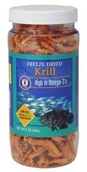Freeze Dried Krill, 2 oz