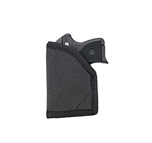 The Gripper Pocket Holster for Ruger LCP, Taurus TCP Keltec .380, Small .22s and .25s and Derringers - Made in The USA