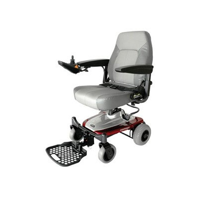 Smartie Power Wheelchair Color: Red