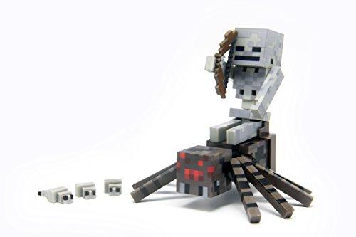 Minecraft MINECRAFT- Spider Jockey Pack Action Figure