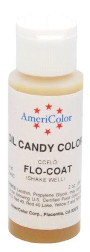 Americolor Candy Oil - Flo-Coat, 2-Ounce, Clear
