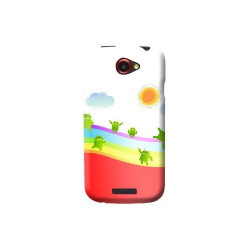 Andyland- Cruzerlite Design TPU Gel Case for HTC One S