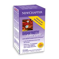 New Chapter Immunity Take Care Lozenges