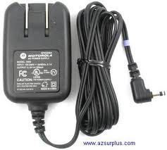 Motorola SSW-1189US 5.0V AC Wall Charger Power Supply