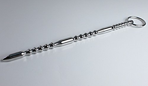T-explorer FOR Master!SUPER LONG Stainless Steel Beads Urethral Plug