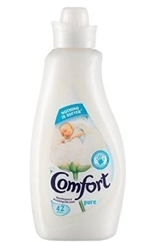 Comfort Pure Concentrate Liquid Fabric Conditioner 1.5 Litre (Pack of 2)