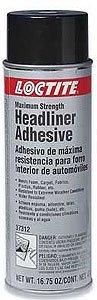 LOCTITE 37312 HEADLINER ADHESIVE 16.75 OZ. MAXIMUM STRENGTH [L4]