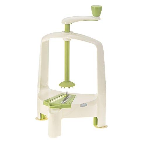 Lurch Spiralo Vegetable Spiralizer Green/Cream