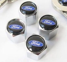 Tire Valve Caps for Ford