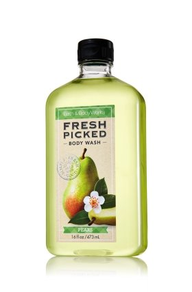 Bath & Body Works® Body Wash Fresh Picked Pears