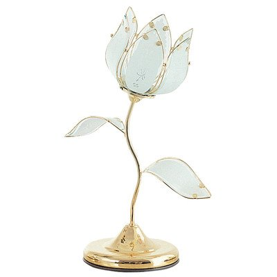 OK Lighting Tulip 20'' H Table Lamp