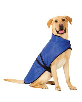 Ethical Fashion Everyday 500BLG Blue Essential Blanket Coat