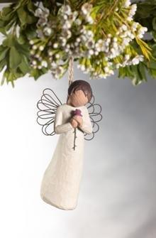 Willow Tree Loving Angel Ornament