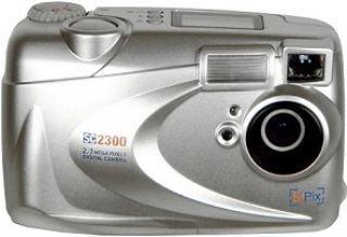 SiPix SC-2300 Digital Camera [2.1MP]