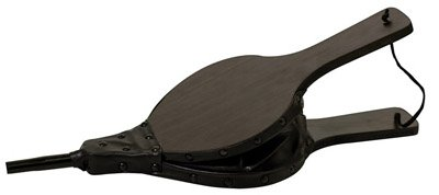 Panacea Products 15312 19-In. Large Dark Wood Fireplace Bellows