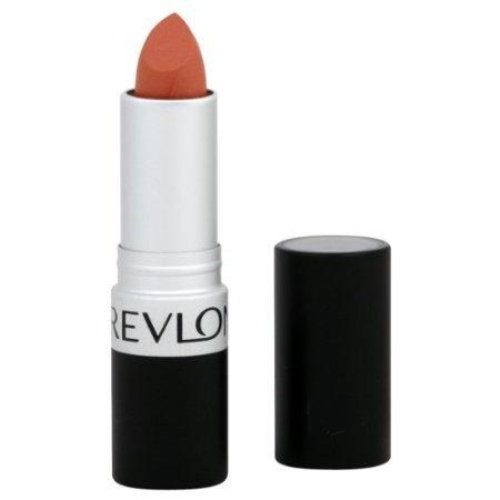 Revlon Super Lustrous Lipstick, Matte, Smoked Peach 013