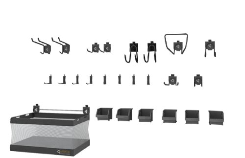 Gladiator GarageWorks GAWA24SKRH Accessory Kit