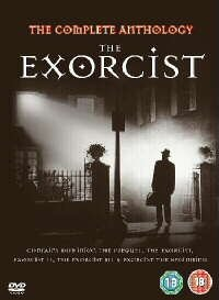 The Exorcist - The Complete Anthology : The Exorcist / Exorcist 2 The Heretic / Exorcist 3 / Dominion The Prequel / Exorcist The Beginning (5 Disc Box Set) [1973] [DVD]