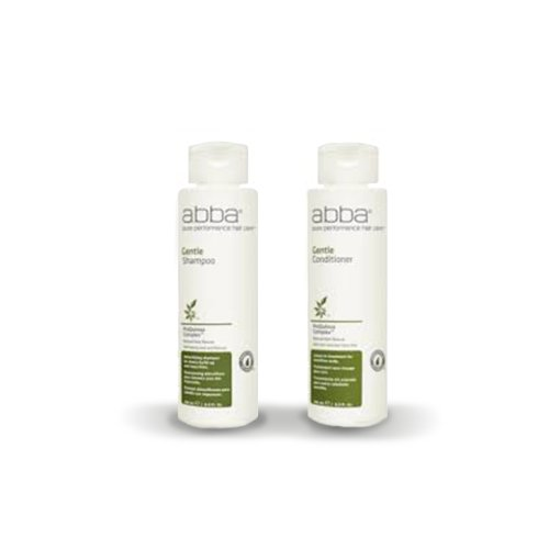 Abba Pure Gentle Shampoo  & Conditioner 8 oz