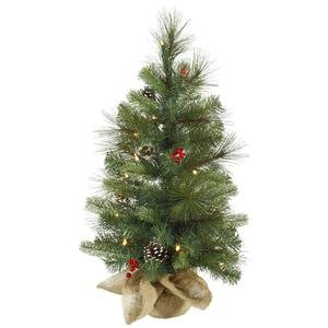 Vickerman Co. Mixed Berry Tree with 20 Lights
