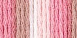Lily Sugar'n Cream Yarn: Ombres, Rosewood