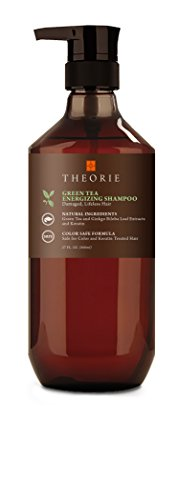 Theorie Green Tea Energizing Shampoo, 800ml