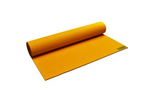 Jade Harmony Environmentally Friendly Yoga Mat - 74 Saffron