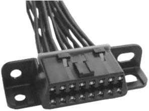 Motorcraft WPT615 Connector
