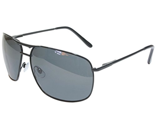G&G Polarized Square Aviator Sunglasses