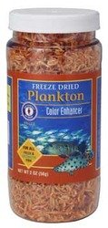 San Francisco Bay Brand Freeze Dried Plankton 2 oz.