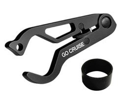 Go Cruise/2wheelride GCA1bk Universal Throttle Lock