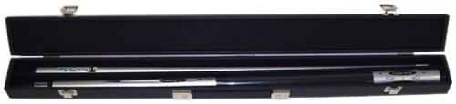 Trademark 40-TISILV Metallic Silver Titanium Cue Billiard Stick