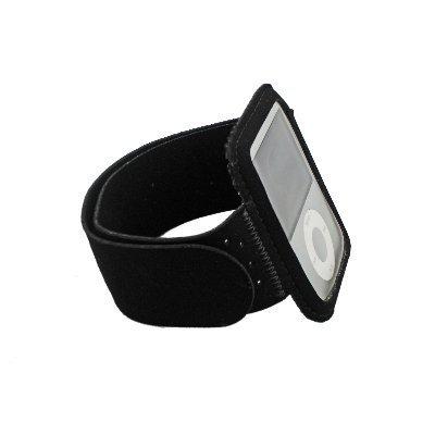 Aztech Accessories iPod Nano 3rd Generation Armband (Black)