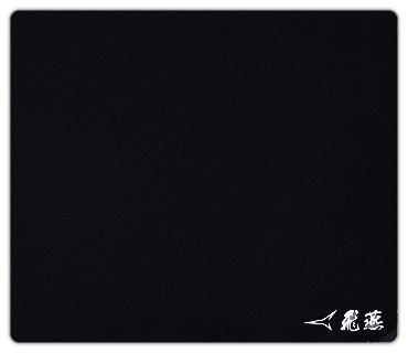 HIEN MID. S Japan black | SAMURAI gaming mouse pad (Made in Japan)