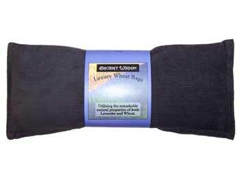 Luxury Wheat Bag Comfort Cushion Charcoal