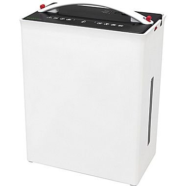 GoECOLife 10-sheet White Compaction Cross-cut Shredder