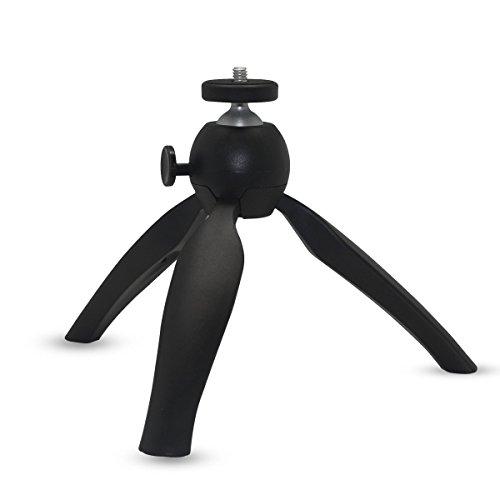 Zoweetek Professional Portable Tripod with Ball Head For DSLR SLR Camera DV Canon Nikon Petax Sony etc