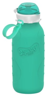 Squeasy Sport 16oz Silicone Collapsible Bottle