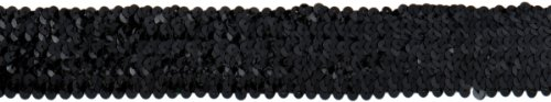 Expo - Stretch Sequin Trim 1 - 3/4 Wide 1 Yards