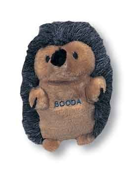 Booda Soft Bite Hedgehog Plush Dog Toy (Medium / Large)