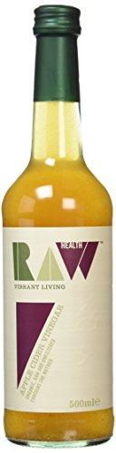 Raw Health Org Apple Cider Vinegar 500ml