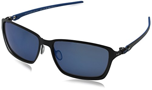 Oakley Men's Tincan Carbon Rectangular Sunglasses