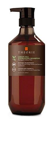 Theorie Green Tea Energizing Shampoo, 400ml
