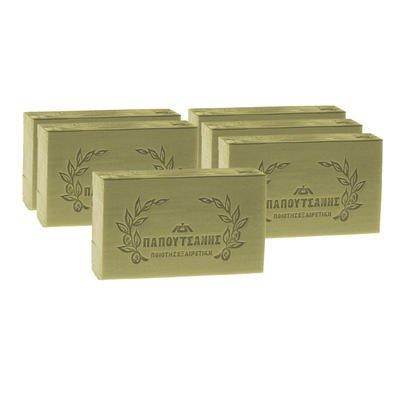 Olive Oil Soap 6 x 125 gr