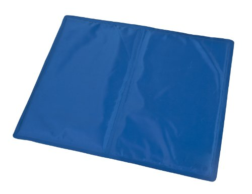 Aspen Pet 80134 Cooling Mat for Pets, 20 by 16-Inch, Strong Blue