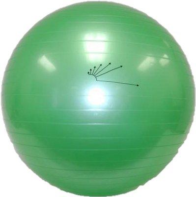 Balego® Heavy-Duty Exercise Fitness Balance Ball, 65 cm (25) Green