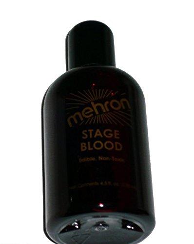 Mehron Stage Blood 152 (4.5oz, Dark Venous)