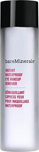 bareMinerals Instant Waterproof Eye Makeup Remover, 4 Ounce